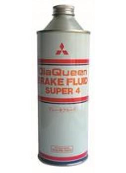 """Жидкость тормозная dot 4, """"Brake Fluid SUPER"""", 0.5л"""