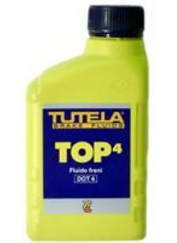 """Жидкость тормозная dot 4, """"Brake Fluid TOP"""", 0.5л"""