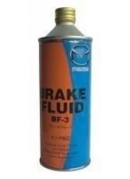 "Жидкость тормозная dot 3, ""Brake Fluid BF-3"", 0.5л"