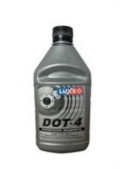 """Жидкость тормозная DOT 4, """"BRAKE FLUID"""", 0.41л"""