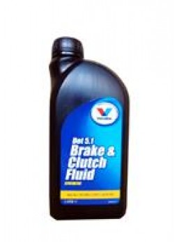 """Жидкость тормозная DOT 5.1, """"Brake & Clutch Fluid"""", 0.5л"""