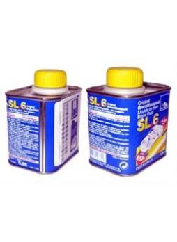 """Жидкость тормозная dot 4, """"Brake Fluid SL.6"""", 0.25л"""