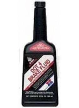 """Жидкость тормозная dot 4, """"BRAKE FLUID"""", 0.355л"""