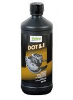 """Жидкость тормозная DOT 5; DOT 5.1, """"BRAKE FLUID"""", 0.5л"""
