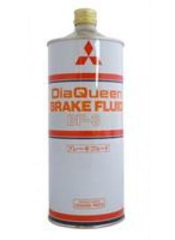 "Жидкость тормозная dot 3, ""Brake Fluid BF-3"", 1л"