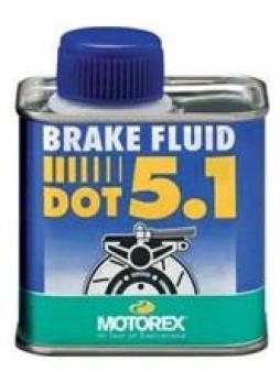 """Жидкость тормозная dot 5.1, """"BRAKE FLUID"""", 0.25л"""