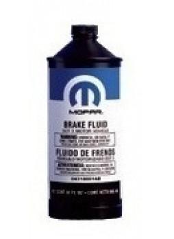 """Жидкость тормозная dot 3, """"BRAKE FLUID"""", 0.355л"""