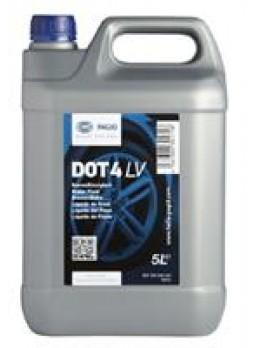 "Жидкость тормозная DOT 4, ""Brake Fluid LV"", 5л"