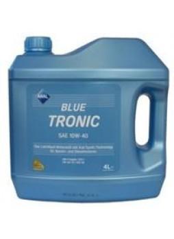 """Масло моторное полусинтетическое """"BlueTronic 10W-40"""", 4л"""