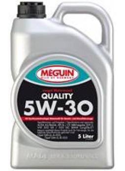 "Масло моторное синтетическое ""Megol Motorenoel Quality 5W-30"", 4л"