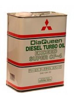 """Масло моторное минеральное """"DiaQueen Diesel Super CF 10W-30"""", 4л"""
