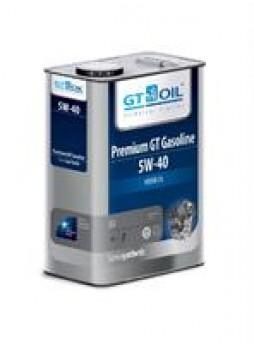 """Масло моторное полусинтетическое """"Premium GT Gasoline 5W-40"""", 4л"""