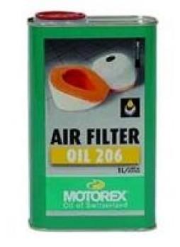 """Масло для воздушного фильтра """"Air Filter Oil 206"""" ,1л"""
