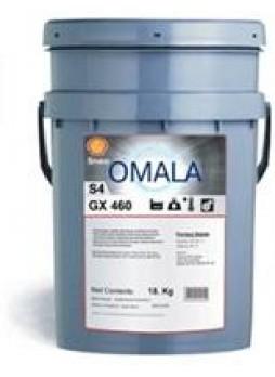 """Индустриальное редукторное масло """"Omala S4 GX 460"""", 18,9л"""