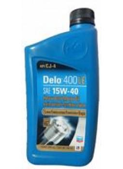 """Масло моторное синтетическое """"Delo 400 LE 15W-40"""", 0.946л"""
