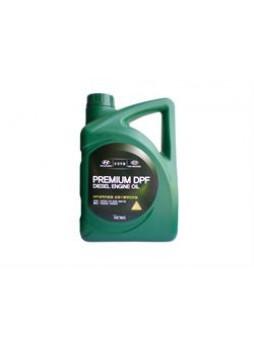 "Масло моторное синтетическое ""Premium DPF Diesel 5W-30"", 6л"