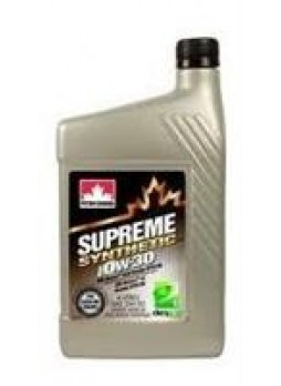"Масло моторное синтетическое ""Supreme Synthetic 10W-30"", 1л"