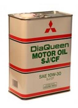 """Масло моторное минеральное """"DiaQueen SJ/CF 10W-30"""", 4л"""