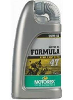 "Масло моторное полусинтетическое ""Formula 4T 15W-50"", 1л"