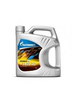 """Масло моторное минеральное """"Ecogas 15W-40"""", 4л"""