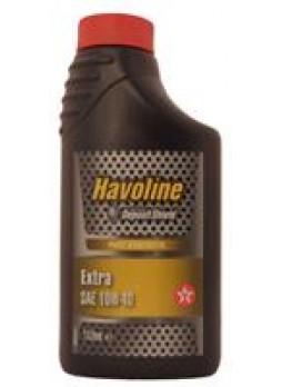 """Масло моторное полусинтетическое """"Havoline Extra 10W-40"""", 1л"""