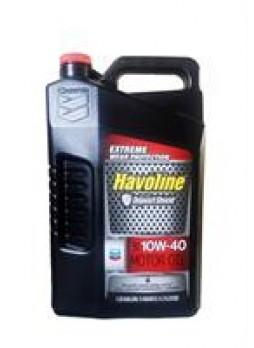 """Масло моторное полусинтетическое """"Havoline Motor Oil 10W-40"""", 4.73л"""