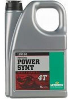 "Масло моторное синтетическое ""Power Synt 4T 10W-50"", 4л"