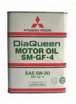 """Масло моторное полусинтетическое """"DiaQueen SM/CF-4 5W-30"""", 4л"""