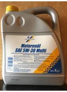 "Масло моторное синтетическое ""Motoroil Multi 5W-30"", 5л"