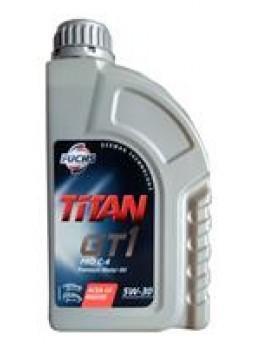 """Масло моторное синтетическое """"TITAN GT1 PRO C-4 5W-30"""", 1л"""