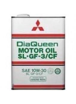 """Масло моторное минеральное """"DiaQueen SL*GF-3/CF 10W-30"""", 4л"""