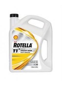 """Масло моторное минеральное """"Rotella T1 30 30"""", 3.785л"""