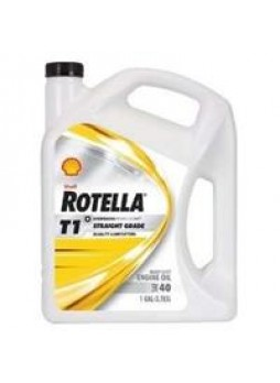 """Масло моторное минеральное """"Rotella T1 40 40"""", 3.785л"""