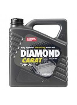 """Масло моторное синтетическое """"Diamond Carat 0W-30"""", 4л"""
