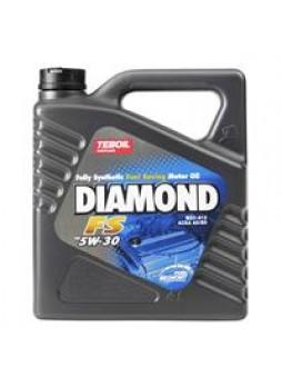 "Масло моторное синтетическое ""Diamond FS 5W-30"", 4л"