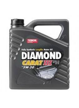 """Масло моторное синтетическое """"Diamond Carat III 5W-30"""", 4л"""