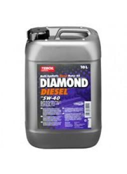 "Масло моторное синтетическое ""Diamond Diesel 5W-40"", 10л"