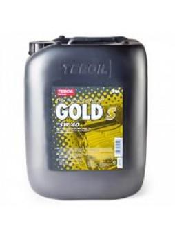"""Масло моторное синтетическое """"Gold S 5W-40"""", 20л"""