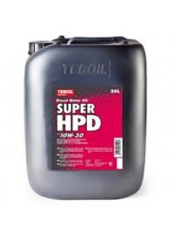 """Масло моторное минеральное """"Super HPD 10W-30"""", 20л"""