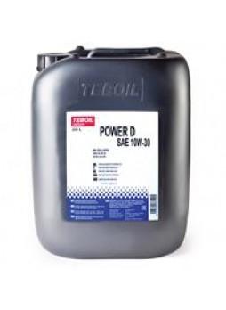 """Масло моторное минеральное """"Power D 10W-30"""", 20л"""