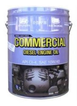 "Масло моторное синтетическое ""Commercial Diesel 10W-40"", 20л"