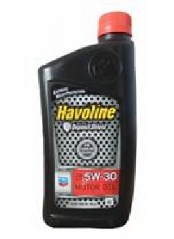 """Масло моторное полусинтетическое """"Havoline Motor Oil 5W-30"""", 0.946л"""
