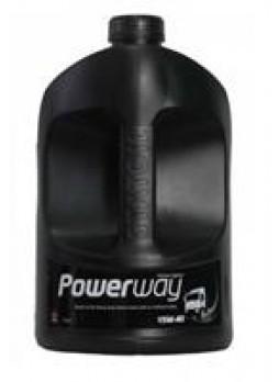 """Масло моторное минеральное """"Powerway 15W-40"""", 4л"""