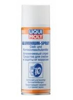 """Алюминиевый спрей """"Aluminium-Spray"""",400мл Liqui Moly 7533"""