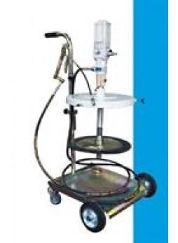 Солидолонагнетатель для бочек 16/30 кг Trommelberg UZM2060