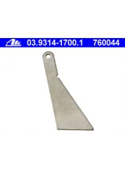 Инструмент для установки поршневых колец Ate 03.9314-1700.1