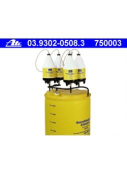 Инструмент переработки, тормозная жидкость Ate 03.9302-0508.3