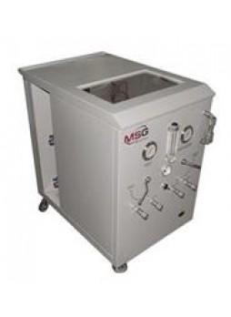 Передвижной стенд промывки и проверки системы гидроусилителя рулевого управления 12v MSG MS 603M
