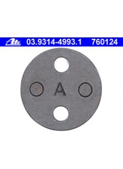 Адаптер, приспособление для тормозных суппортов Ate 03.9314-4993.1
