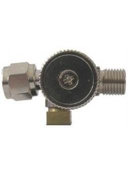 """Acc-3806r регулятор воздуха с манометром для """"Краскопульта"""" Jonnesway ACC-3806R"""